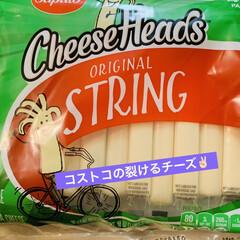 コストコ/ピリ辛ニンニクチャーハン/商品紹介/裂けるチーズ/launch 🍴ひとりlaunch😋🖐🏻  昨日コスト…(5枚目)