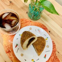 カレーパン/自家製天然酵母パン ヘルシー👩🍳 油で揚げないカレーパン …(4枚目)