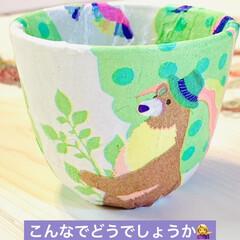 DIY/ものづくり/インテリア/キャンドゥ/デコパージュ/リメ鉢/... 今日は妹が神奈川から久々にやって来ました…(6枚目)