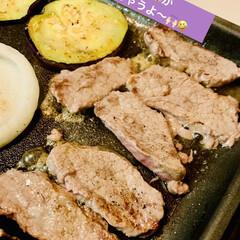 グルメ/ビール/野菜/お家で焼肉 今夜は🏠で焼肉だ〜い🍻🍻🍻🌟  お肉が美…(3枚目)