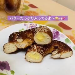 プレッツェル/自家製天然酵母パン ドイツ🇩🇪のパン 🥨プレッツェル🥨焼き上…