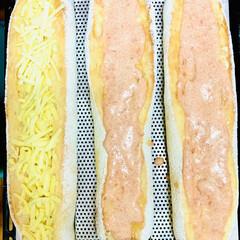 グルメ/launch/自家製天然酵母/手作りパン/フランスパン/ハンドメイド/... 自家製天然酵母 フランスパン🇫🇷🥖焼けま…(6枚目)