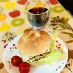 キッチンエイド/ハンバーガー/手作りミンチ/launch launch🍔  キッチンエイドで作った…(4枚目)