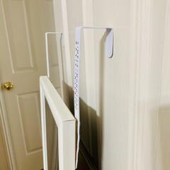 DIY/100均/お家でもオシャレ 部屋のミラーが場所をとり邪魔なので🤔🤔🤔…