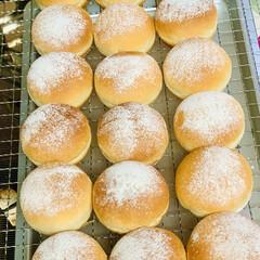 お持たせ/チーズ/丸パン/自家製天然酵母/手作りパン 2ラウンド目  丸パンチーズ入り👩🍳✨…(3枚目)