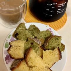 ボダム/抹茶とチョコチップ/自家製天然酵母パン/かぼちゃカンパーニュ/おうちごはん/うちの定番料理 🍞NICE DAY☕️