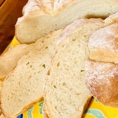 ブリエ/自家製天然酵母パン/手作りパン 自家製天然酵母パン💝ブリエ  カット🗡し…(5枚目)
