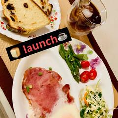 launch/自家製天然酵母パン 🍞launch Time☕️