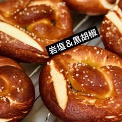 🇩🇪プレッツェル🥨/自家製天然酵母パン 🇩🇪good morning🥨  またま…(3枚目)