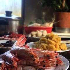 御節料理/大晦日/料理/お正月2020 大晦日の一コマ  テーブルの上にずらりと…