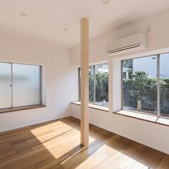 戸建てリノベーション 6畳の和室と4.5畳の書斎だったスペース…