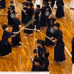 「ジュニア育成強化剣道大会。」(2枚目)