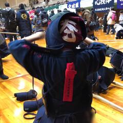 「ジュニア育成強化剣道大会。」(1枚目)