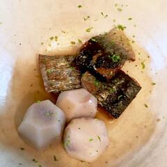鰊/里芋/炊き合わせ 【身欠きニシン】鰊と里芋の炊き合わせ。お…