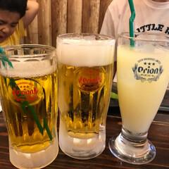 ORIONビール/わたしのGW 沖縄と言えばORIONビール!いっぱい飲…