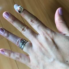 春色/春の一枚 爪も春色にピンク!爪だけでも春の気分が感…