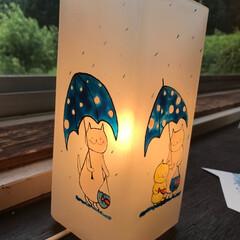 飾り/雨季ウキフォト投稿キャンペーン 梅雨らしいデザインが可愛いです!梅雨で憂…(1枚目)