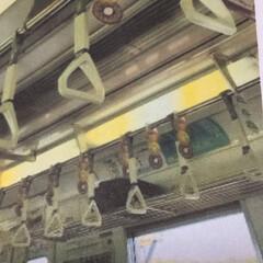 電車/近鉄 娘が仕事帰りに、いつも乗ってる電車🚃の中…
