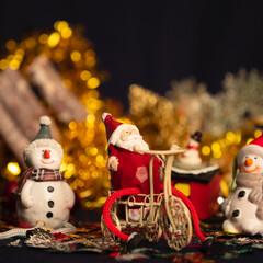 クリスマス/メリークリスマス/サンタ/サンタクロース/雪だるま/ゆきだるま/... HAPPY CHRISTMAS ハッピー…