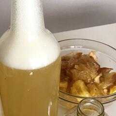 酵素シロップ/発酵食品/発酵/手作り酵素シロップ/グルメ/フード こんばんは〜  これ、酵素シロップです。…