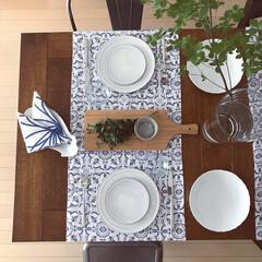 IKEA/リネン/ジノリ/Rimout Rimoutの白が大好き。 陶器だからツ…
