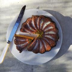 レモンケーキ/レモンのお菓子/お菓子作り/マルグリッドケーキ/マルグリッド/ケーキ作り/... Marcuerrite マルグリッドケー…