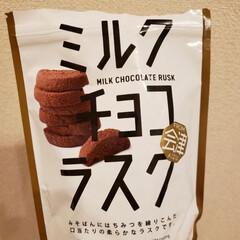 会津/お菓子/チョコラスク/ラスク コレ美味しい❤️ 開けたら止まらず全部食…