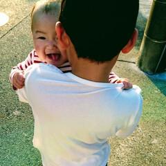 仲良し/保育園の帰り/兄妹 お兄ちゃん大好きな妹。 いつまでも仲良し…