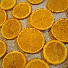 お菓子つくり/至福のひととき/ひとり時間/おうちカフェ/オレンジ/おうち時間/... 🍊オランジェット作ってみましたw  食べ…(8枚目)