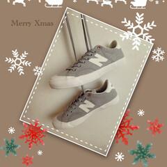 サンタクロース/Xmasプレゼント/ニューバランス/クリスマス2019/フォロー大歓迎 🎄Merry Xmas🎄  帰りが遅いな…