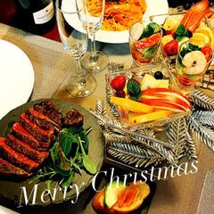 クリスマスディナー/クリスマス 2020.12.25  🎄✨Merry …