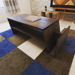 インテリア/手造り家具/手作り家具/オーダー家具/ローテーブル オーダーローテーブル