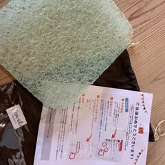 プリマレックス アウトドアクッション 洗える 高反発 通気性 速乾 座布団 オフィス 行楽   PRIMAREX(クッション)を使ったクチコミ「おうち時間を楽しむべくウッドデッキで子供…」(1枚目)