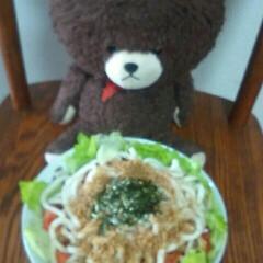トマトの料理/フォロー大歓迎/冬/おうち/ごはん/ハンドメイド/... 昨日のお昼でーす‼🎵