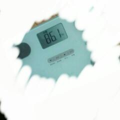 体重計/フォロー大歓迎/風景/住まい/はじめてフォト投稿 自分への戒めの為にあえて出しますあー栄養…