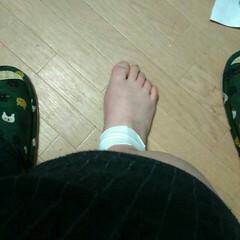 足を注射/フォロー大歓迎/住まい/わたしのお気に入り 今日足の手術にふみきるのかと思って今した…