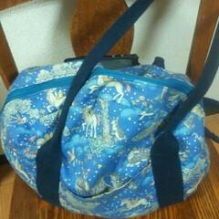手作り丸鞄/フォロー大歓迎/冬/おうち/ハンドメイド/100均/... 去年のくれに京都のノムラテーラーです同じ…