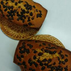 きな粉甘納豆パウンドケーキ/ハンドメイド/おでかけ/風景/グルメ/フード/... 作業所に喫茶練習だと思っていったら、お菓…