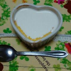 プリン/フォロー大歓迎/GW/至福のひととき/おやつタイム/LIMIAスイーツ愛好会/... クラシルでプリンを作りました‼生クリーム…