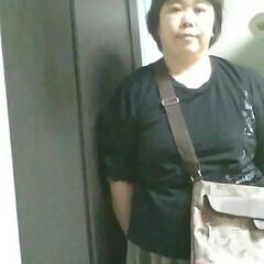 お洋服/フォロー大歓迎/おでかけ/風景/暮らし/住まい/... お母さんと買い物にいって、旅行の服を買い…