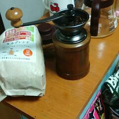 コーヒー/ドンキホーテモカブレンド/LIMIAごはんクラブ/フォロー大歓迎/グルメ/キッチン/... ドンキホーテでモカブレンドを買ったので、…