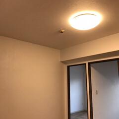 リフォーム/リフォーム計画/リフォーム記録/中古物件/賃貸物件/リノベーション/... オープンルームをするお部屋の電気工事・設…