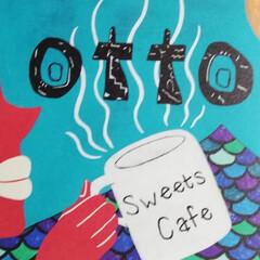 カフェ/鹿児島/LIMIAペット同好会/フォロー大歓迎/ペット/ペット仲間募集/... 近くにあるカフェ✨ OTTO に来ました…(3枚目)