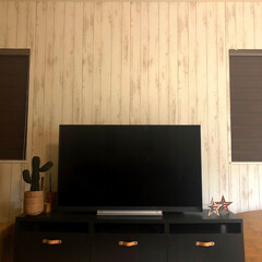 IKEA/西海岸スタイル/西海岸インテリア/新築/US/小物/... 我が家のローボードはIKEAで購入しまし…