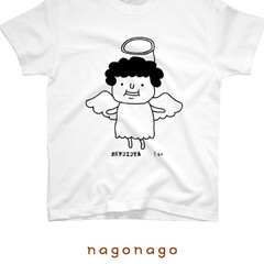 Tシャツ/雑貨/ハンドメイド/DIY/ファッション/雑貨だいすき Tシャツ作りました♪ suzuriで販売…(1枚目)