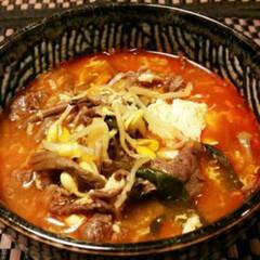 韓国/韓国料理/ユッケジャン