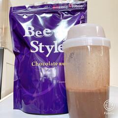 PR/置き換えダイエット/プロテインダイエット/ダイエット/プロテイン 今朝から飲み始めました😌 匂いは美味しそ…