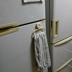冷蔵庫整理/冷蔵庫/キッチン/掃除/フォロー大歓迎 夜な夜なこんばんは🌃  うちには嫁に来た…