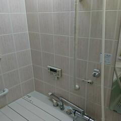 浴室/お掃除/住まい GW最終日‼️ お天気も良く☀️、洗濯!…