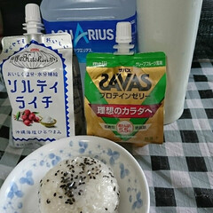 部活サポート/熱中症対策/高校男子昼食 おはようございますm(_ _)m  毎日…